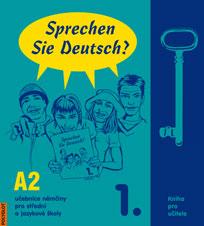 Sprechen Sie Deutsch 1 - kniha pro učitele