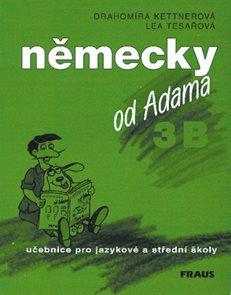 Německy od Adama 3-učebnice B