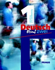 Deutsch eins, zwei 1-učebnice - Kettnerová, Tesařová