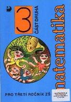 Matematika 3 (učebnice 2. část) - Coufalová, Pěchoučková