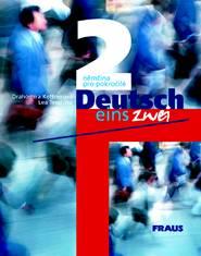 Deutsch eins, zwei 2-učebnice