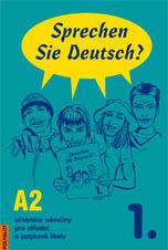Sprechen Sie Deutsch 1 -učebnice - Dusilová Doris - A4, brožovaná