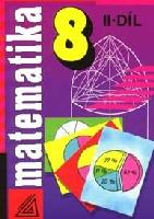 Matematika 8, 2. díl - Šarounová Alena