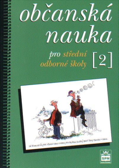 Občanská nauka 2 pro SOŠ - Valenta M.,Muller O.