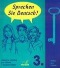 Sprechen Sie Deutsch 3 - kniha pro učitele