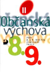 Občanská výchova II pro 8.a 9.r.
