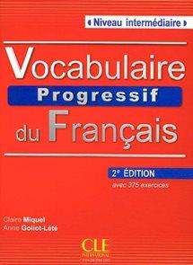 Vocabulaire Progressif du Francais - intermédiaire - kniha
