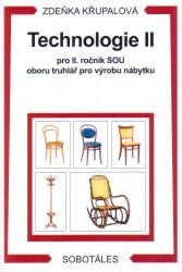 Technologie II pro 2.r. SOU oboru truhlář pro výrobu nábytku