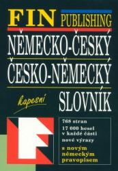 Německo - český a česko - německý  slovník
