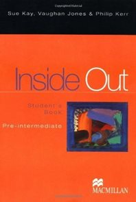 Inside Out Pre-intermediate Students Book