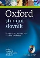 Oxford studijní slovník + CD- ROM