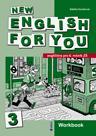 New English for You 3 Workbook /pracovní sešit/ 6.r. ZŠ - Kociánová Zdeňka