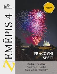 Zeměpis 4 (Česká republika) - pracovní sešit