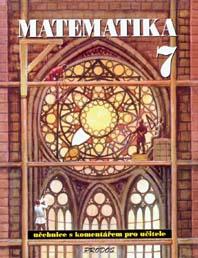 Matematika 7.r. učebnice s komentářem