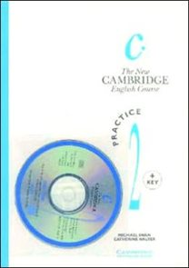 New Cambridge Course 2 Practice Book with Key