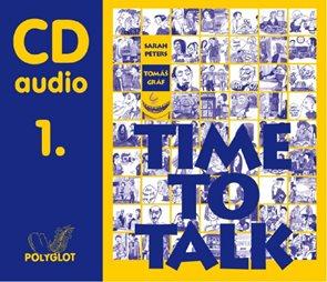 Time to Talk 1. SŠ a JŠ - Audio CD