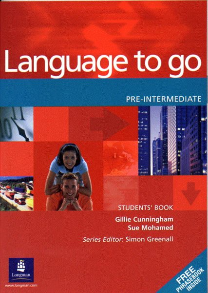 Language to go pre-intermediate SB - Cunningham G.,Mohamed S.