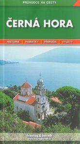Černá Hora - průvodce Freytag - 3.vydání