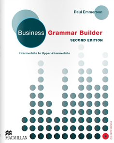 Business Grammar Builder 2E+CD