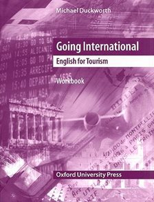 Going International - English for Tourism Workbook
