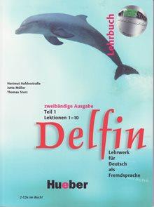 Delfin 1 Lehrbuch + CD-ROM /1-10/ (Zweibändige Ausg.)