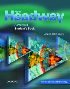New Headway advanced Students Book