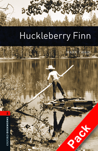Huckleberry Finn + Audio CD - New Edition