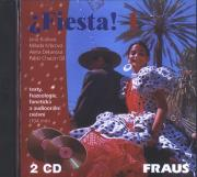 Fiesta 1- audio CD (2 ks, 120 min.)