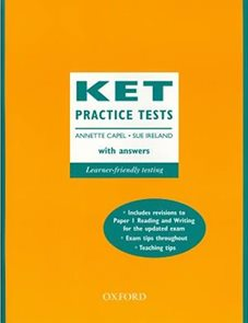 KET Practice Tests SB with answer NEW Edition