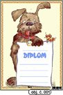 Diplom A5 - Pes