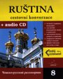 Český cestovatel 08-Ruština + audio CD
