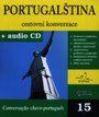 Český cestovatel 15 - Portugalština + audio CD