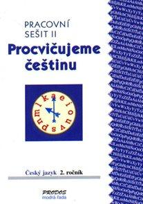 Procvičujeme češtinu - 2. ročník pracovní sešit 2