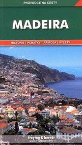 Madeira - průvodce Freytag - 4.vydání