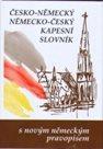 Německo - český a česko - německý kapesní slovník