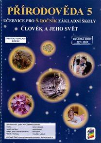 Přírodověda 5 - Člověk a jeho svět -  učebnice pro 5.ročník ZŠ