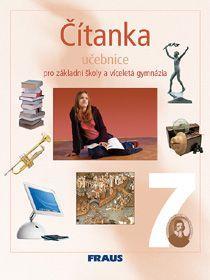 Čítanka 7.r.ZŠ a sekundu vícelet.gymnázia - učebnice