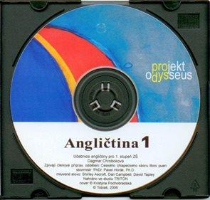 Angličtina 1 pro 1.stupeň ZŠ - audio CD