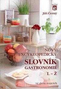 Nový encyklopedický slovník gastronomie L - Ž