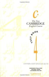 New Cambridge Course 4 Practice Book with key