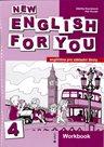 New English for You 4 Workbook (pracovní sešit) 7.r. ZŠ
