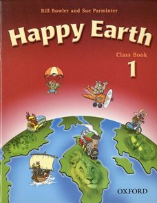 Happy Earth 1 Class Book