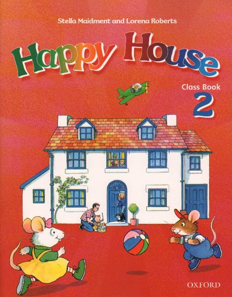 Happy House 2 Class Book - Maidment,Roberts