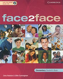 Face2face Elementary Students Book + CD