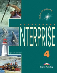 Enterprise  4 intermediate SB