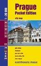 Prague Pocket Edition/Praha do kapsy 1:20 000