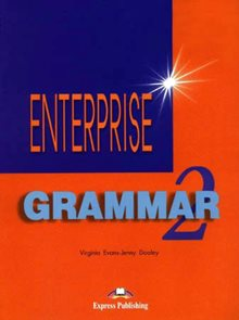 Enterprise 2 elementary Grammar SB
