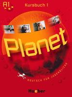 Planet 1 Kursbuch /A1/
