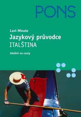 Jazykový průvodce - Italština - A5, brožovaná