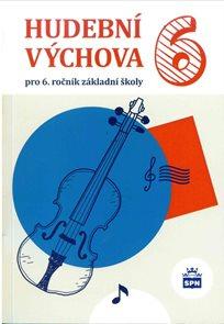 Hudební výchova pro 6.r. - učebnice 2.vydání